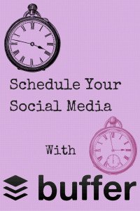 Social Media Scheduling with BufferApp