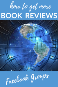 How to get Book Reviews by cultivating Facebook Group relationships.