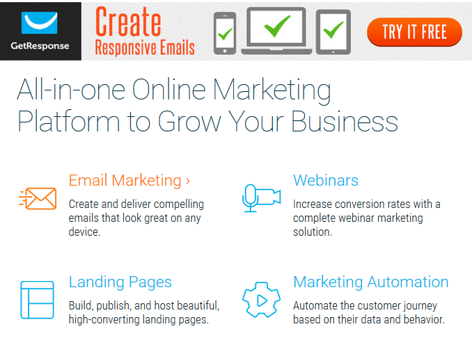 getresponse review the best email marketing service available