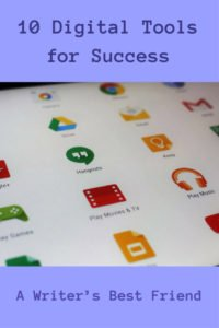 10 Digital Tools for Success. These 10 tools will help any writer get organized and make sure their writing meets grammar and readability standards.