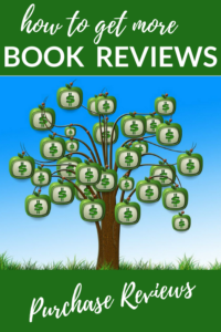 How To Get More Book Reviews: Purchase Reviews