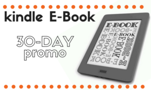 Kindle E-Book Promotions