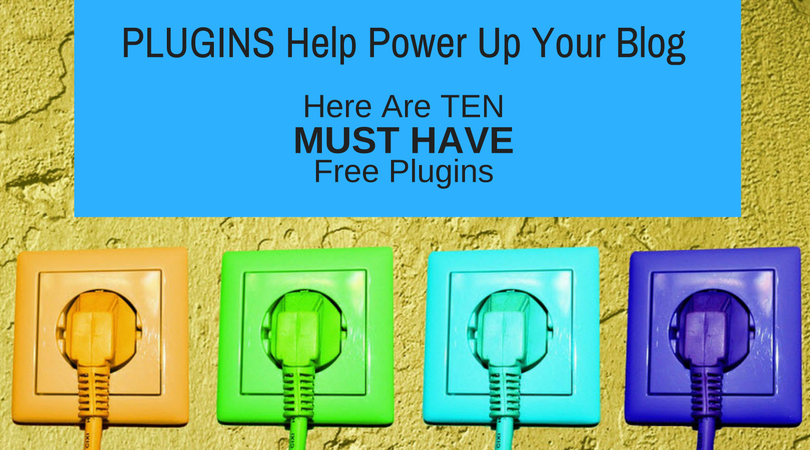 Plugins help power up your blog. Here are 10 FREE Must Have Plugins.