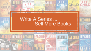 There is NO doubt that writing a book series, helps sell more books. Here are more compelling reasons to write a series.