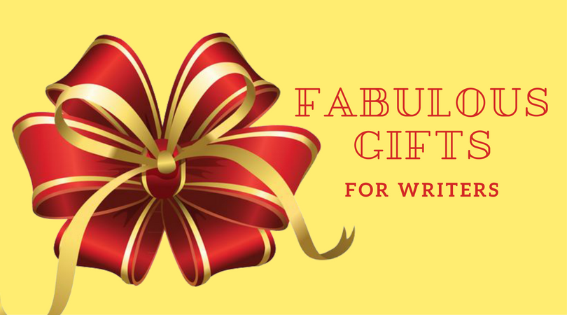 Have a writer in your life? Here is a great list of fabulous ideas that are sure to please.