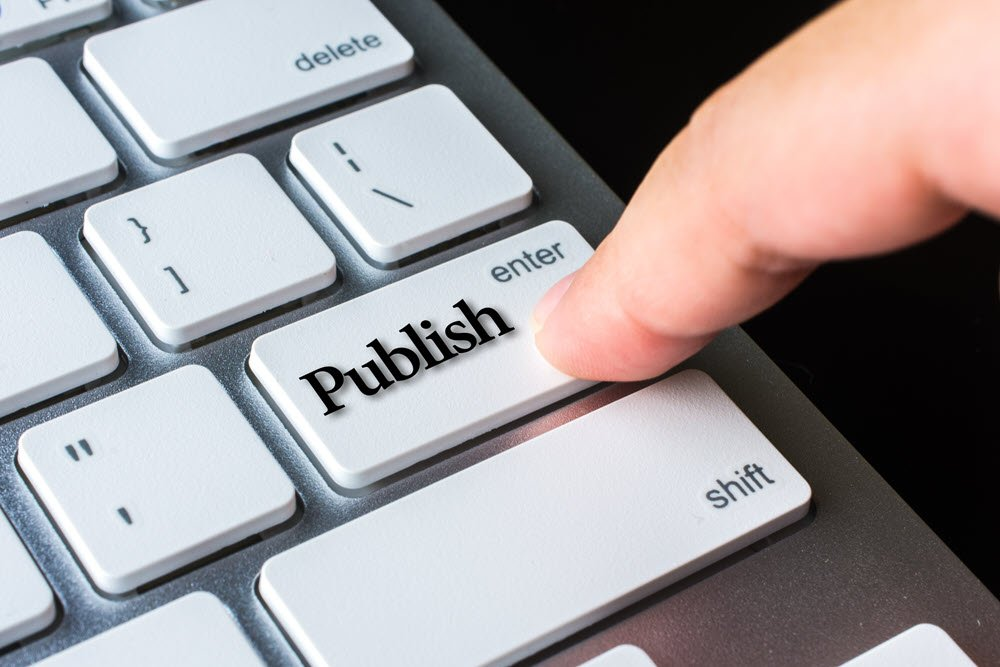 Why you should NOT self-publish a book