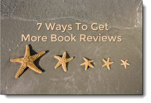 7 ways to get book reviews