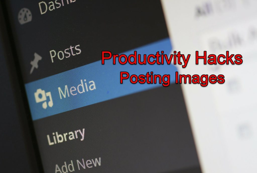 How To Do It FAST: Create And Resize Images For Your Blog Posts