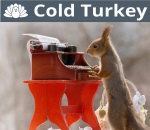 The Cold Turkey App for Writers will enable you to increase your writing productivity.