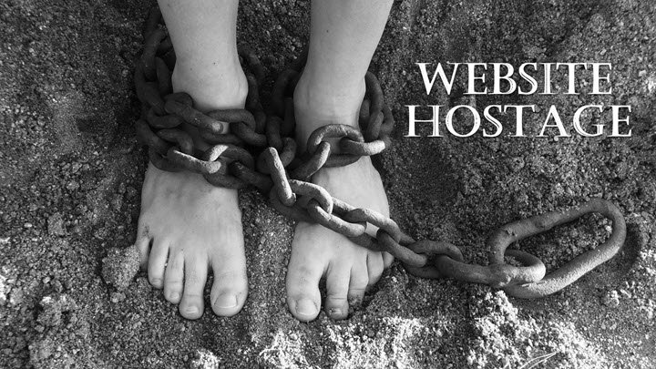 Don't allow your website or domain name to be held hostage.