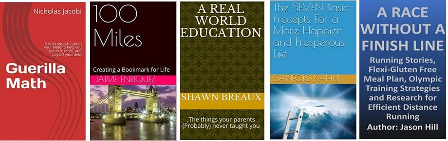 GENERIC BOOK COVERS:  Don't Even Think About It!